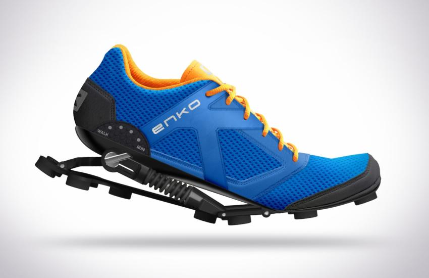 Chaussure running amortisseur
