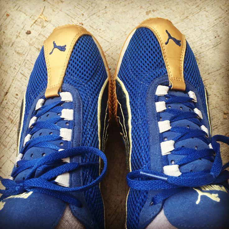 Sneakers addict puma