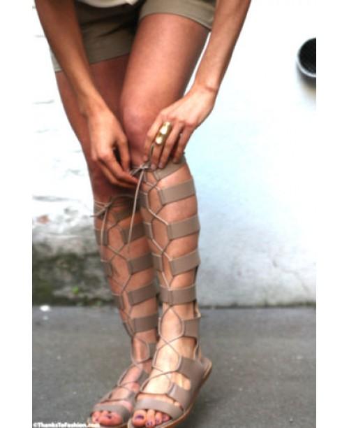 Sandale femme zara 2017