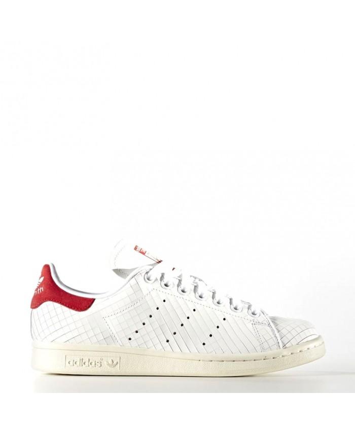 Adidas femme stan smith vapeur rose / vapor rose / blanc s32271