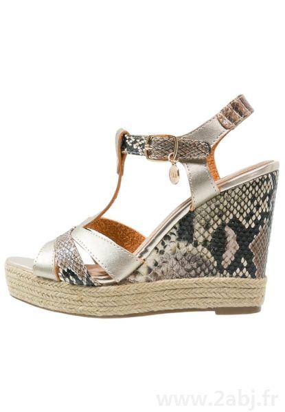 1af01e50004c Sandales compensees femme zalando - Chaussure - lescahiersdalter