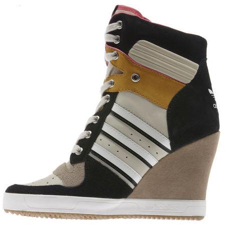 Chaussure compensée adidas Chaussure lescahiersdalter