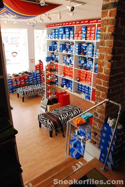 Sneaker shop london