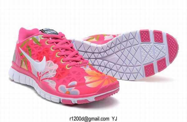 meilleures baskets 107ff e6dce Basket running femme fluo - Chaussure - lescahiersdalter