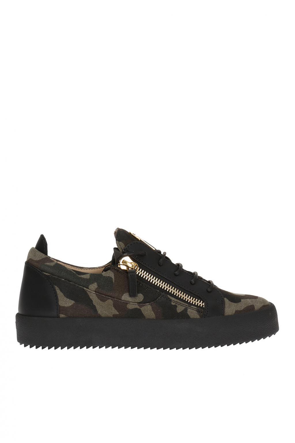 Zanotti homme sneakers pas cher