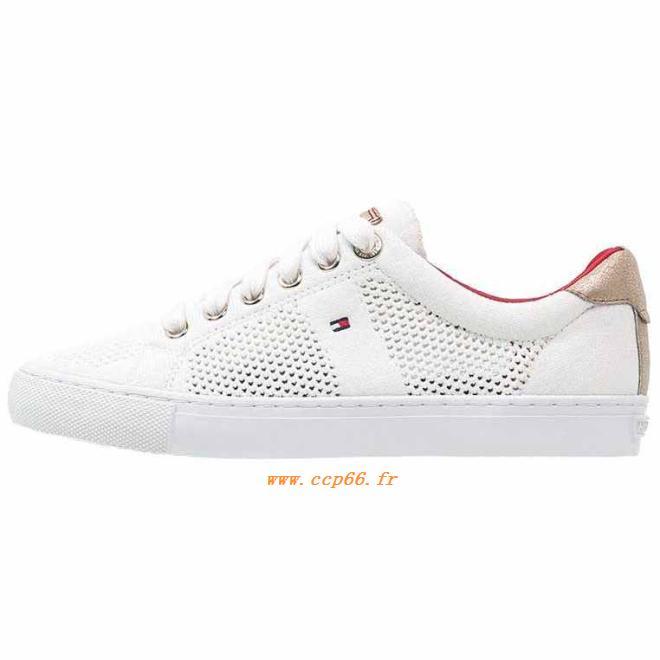 Sneaker tommy hilfiger femme