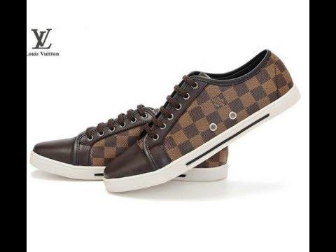 Louis vuitton damier sneakers sale