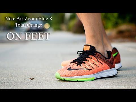 Nike running elite 8