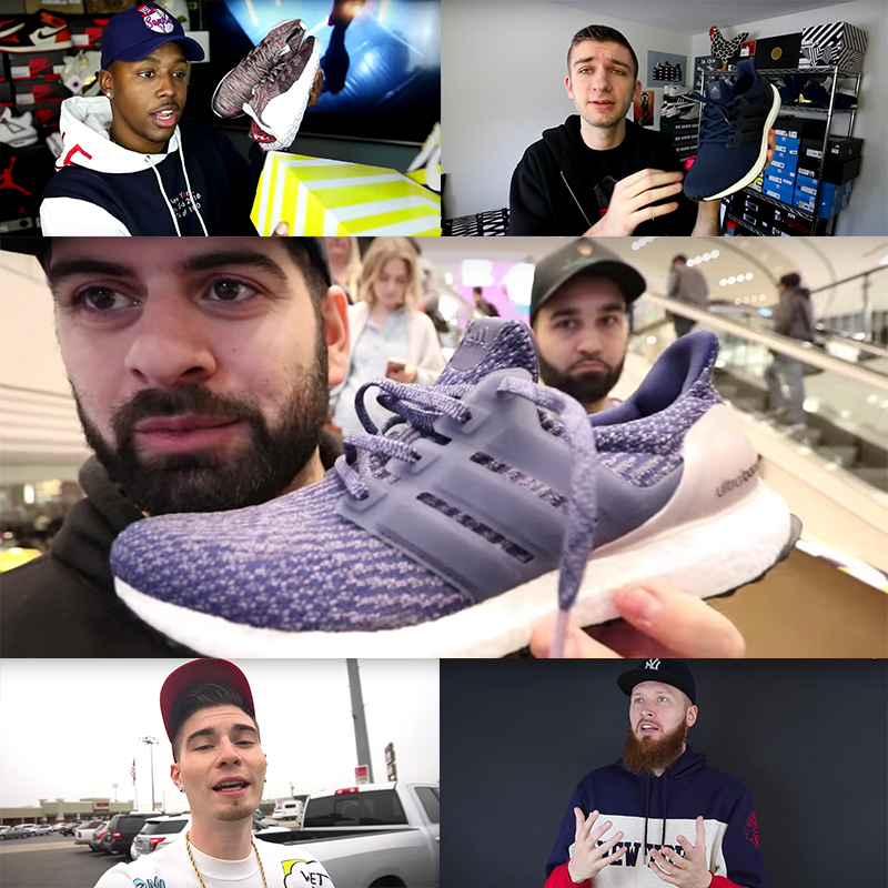 Sneaker youtube channels