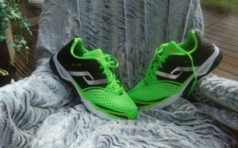 Avis chaussure running pro touch