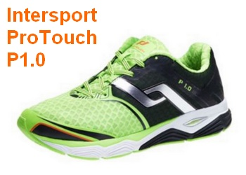 Chaussures running protection genoux