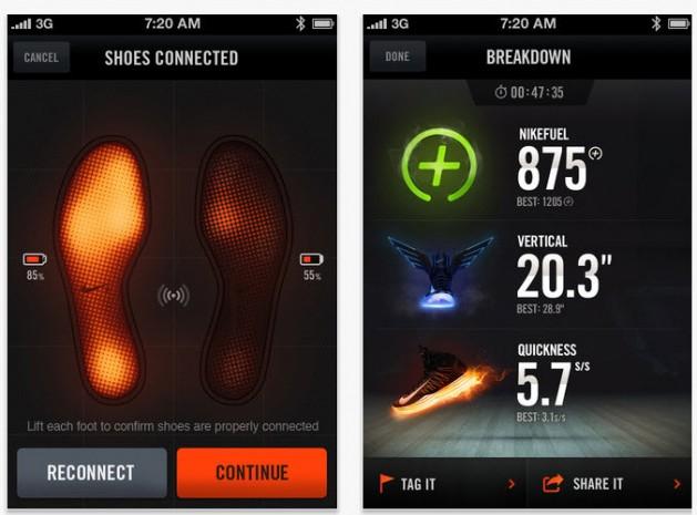 Nike running sans 3g