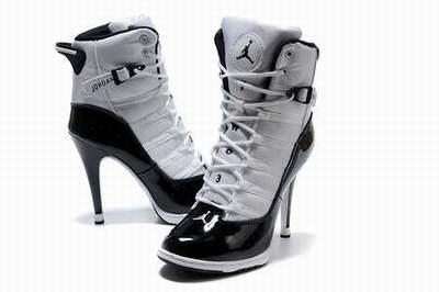 Converse femme talon haut Chaussure lescahiersdalter