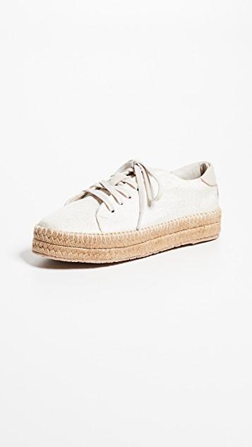 Sneaker espadrille