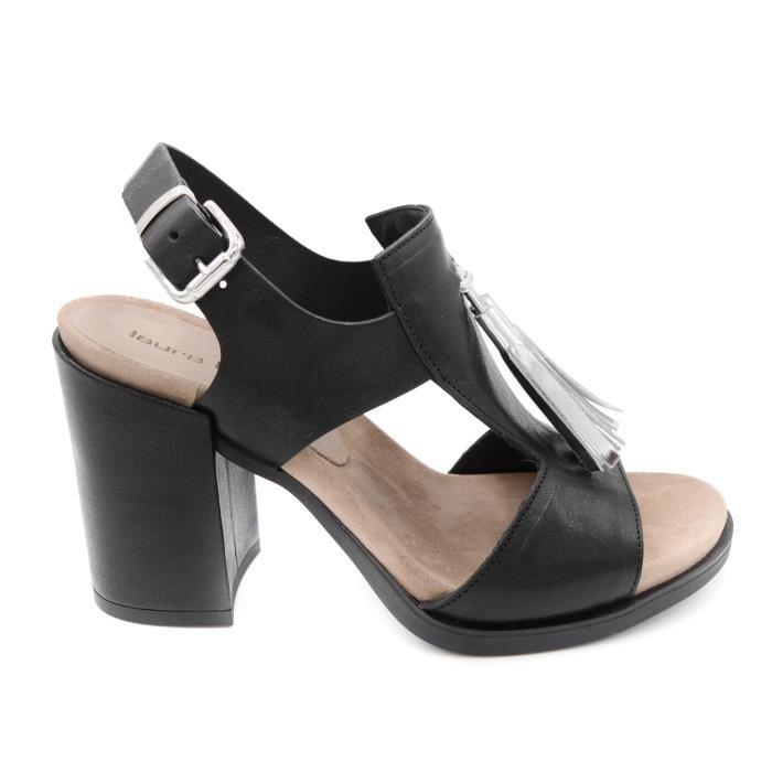 568813f2f734db Sandale femme italienne - Chaussure - lescahiersdalter