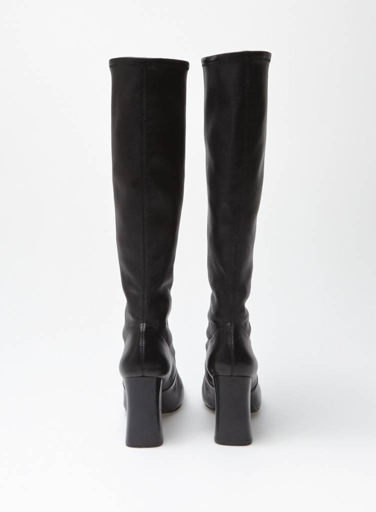Bottes longues noires