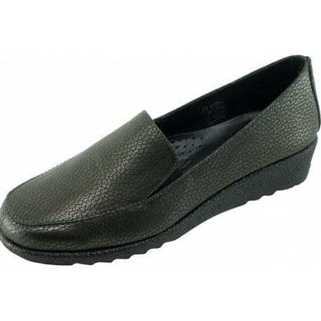 économiser a41f0 68d7a Mocassin femme pied sensible - Chaussure - lescahiersdalter