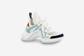 Louis vuitton sneakers dubai