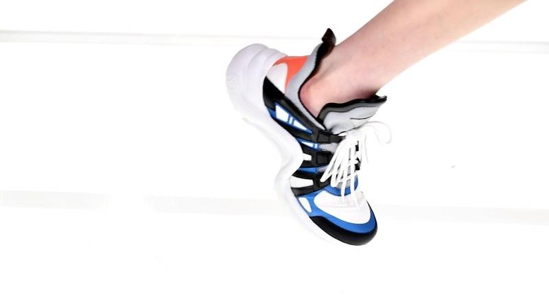 Nouvelle collection sneakers louis vuitton