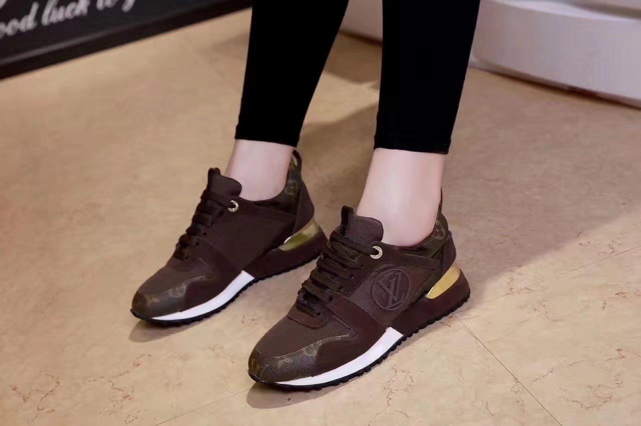 Sneaker run away louis vuitton femme