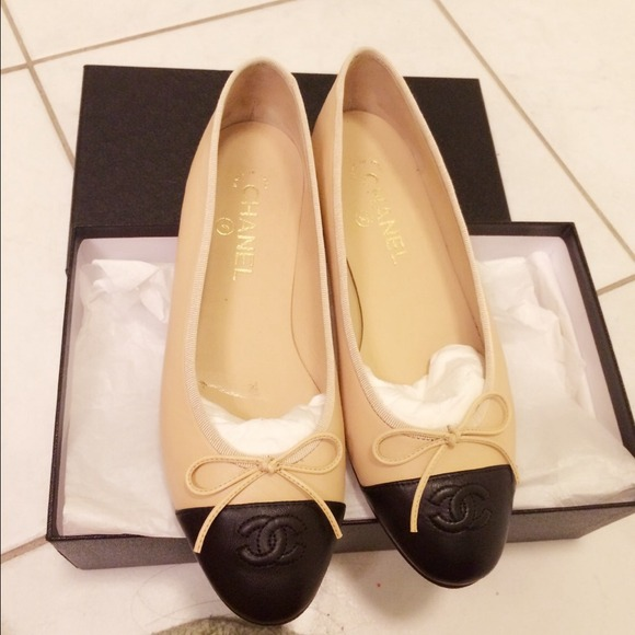 Chanel ballerinas price