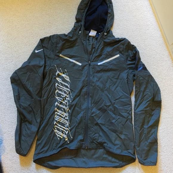 Nike running waterproof jacket