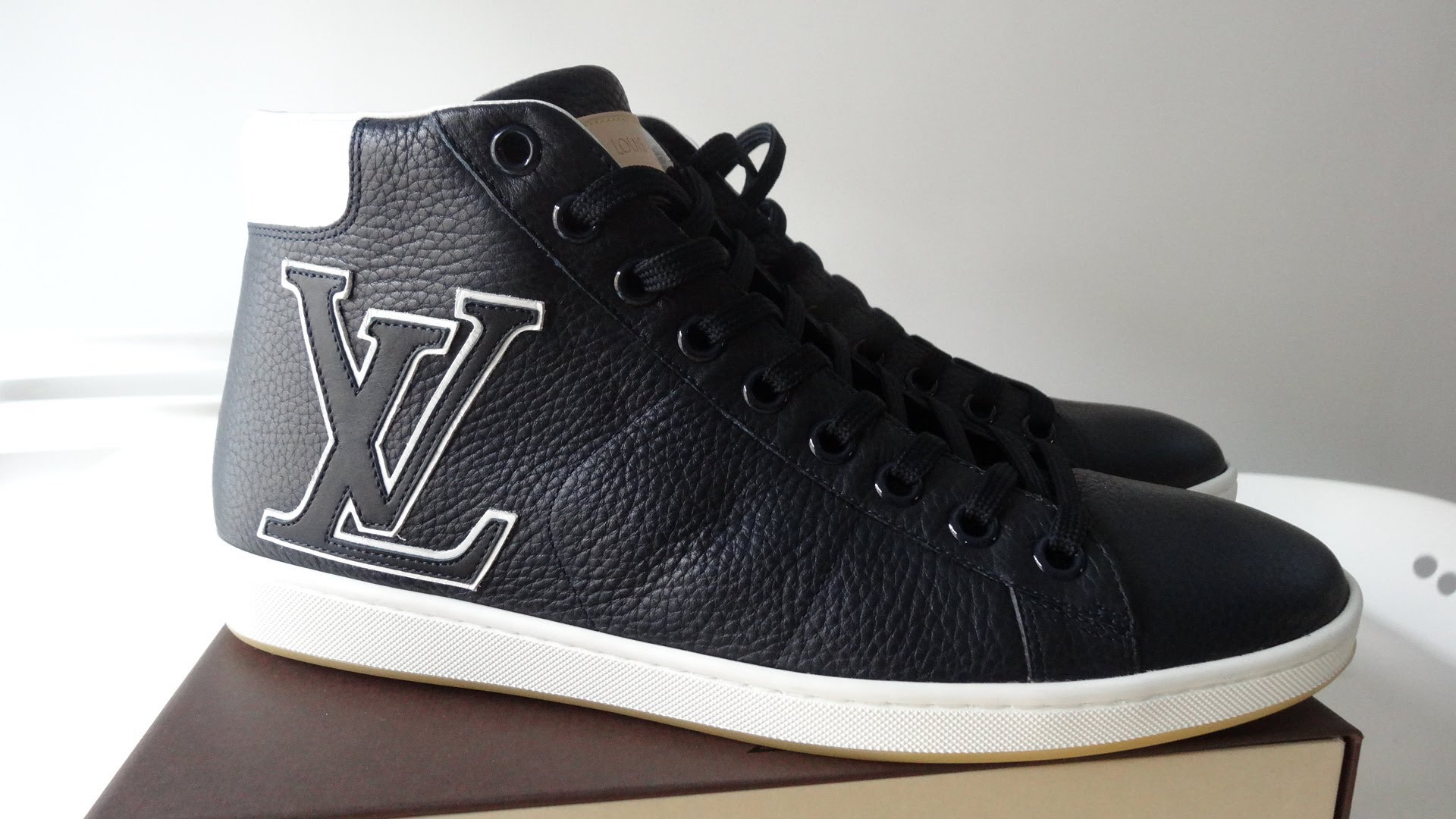 Louis vuitton sneakers on ebay