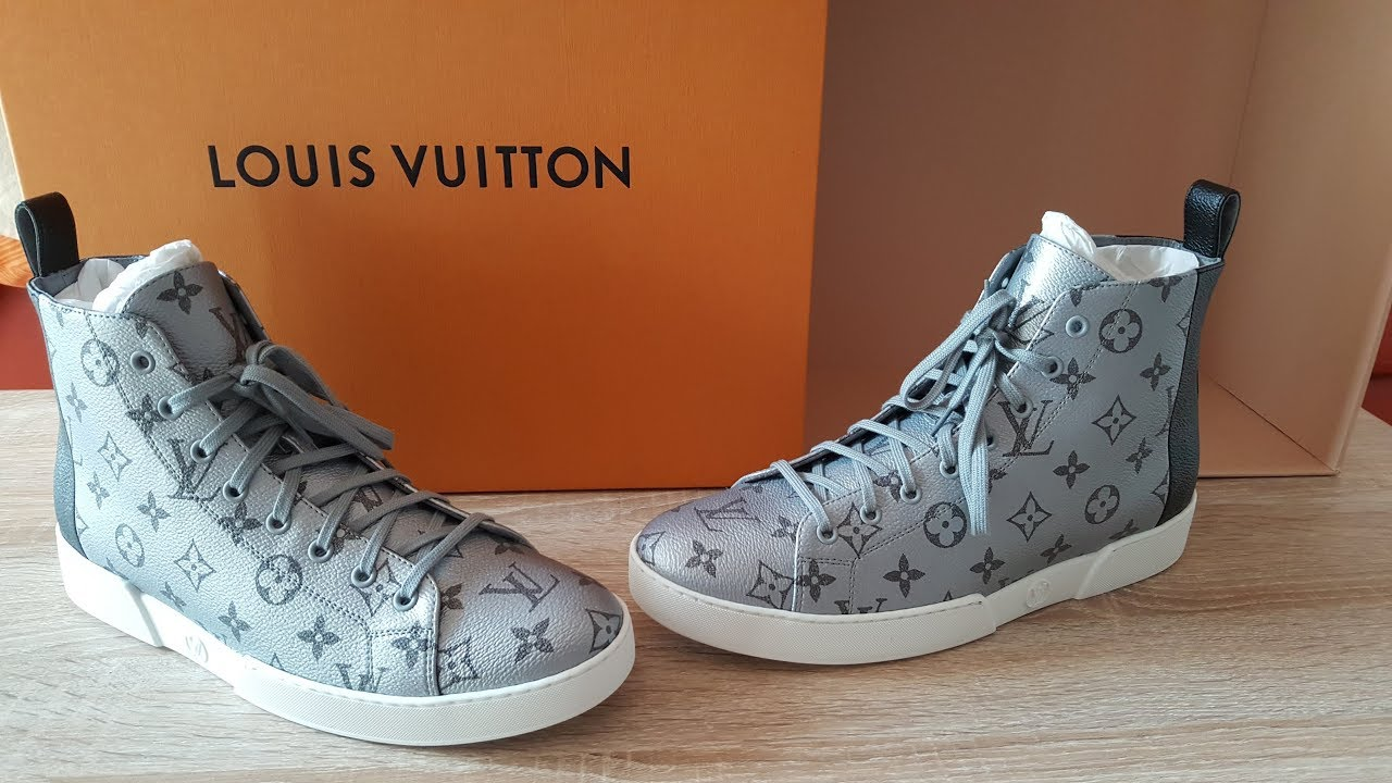Louis vuitton sneakers spikes