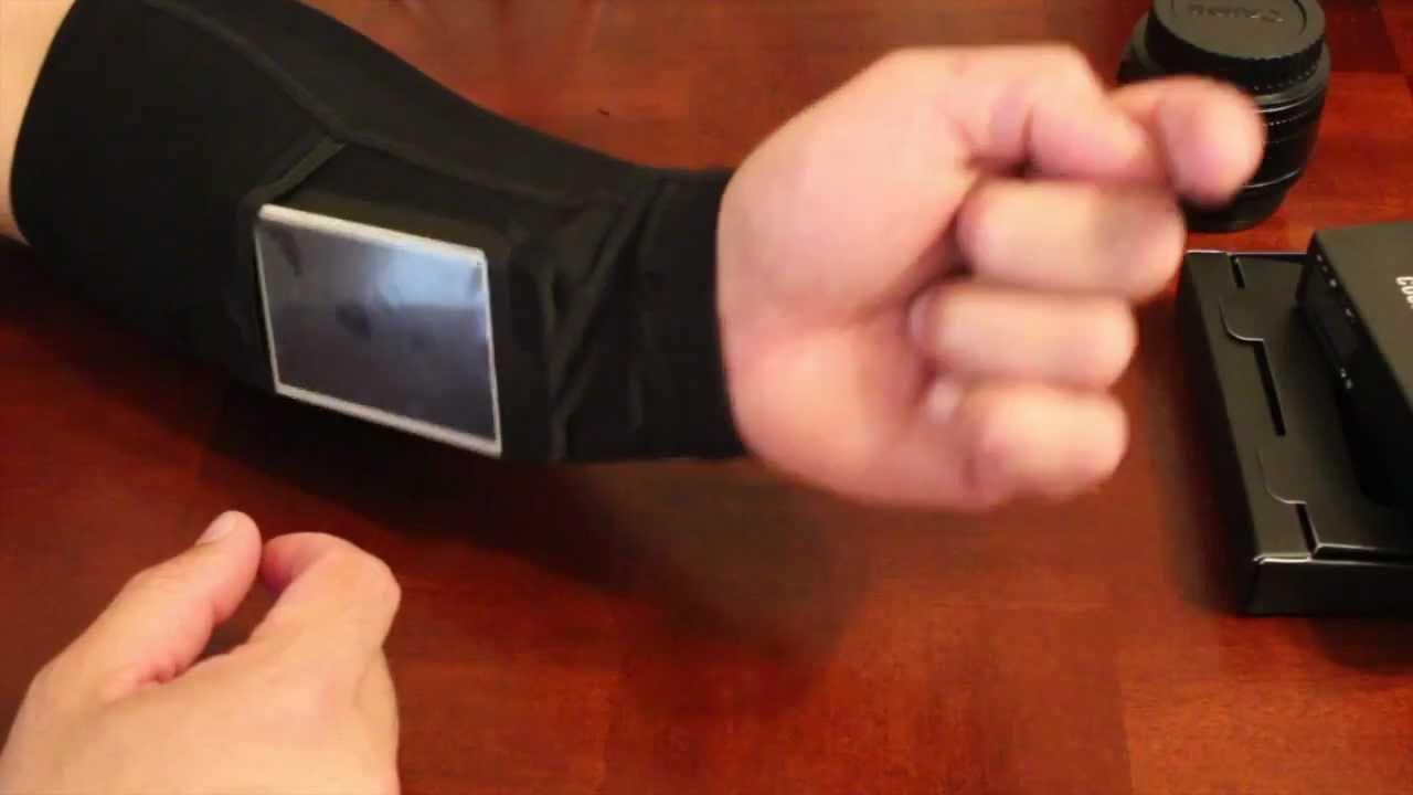 Iphone 5 nike running armband