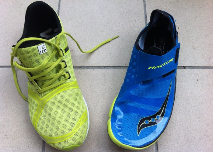 Chaussure de running tendinite