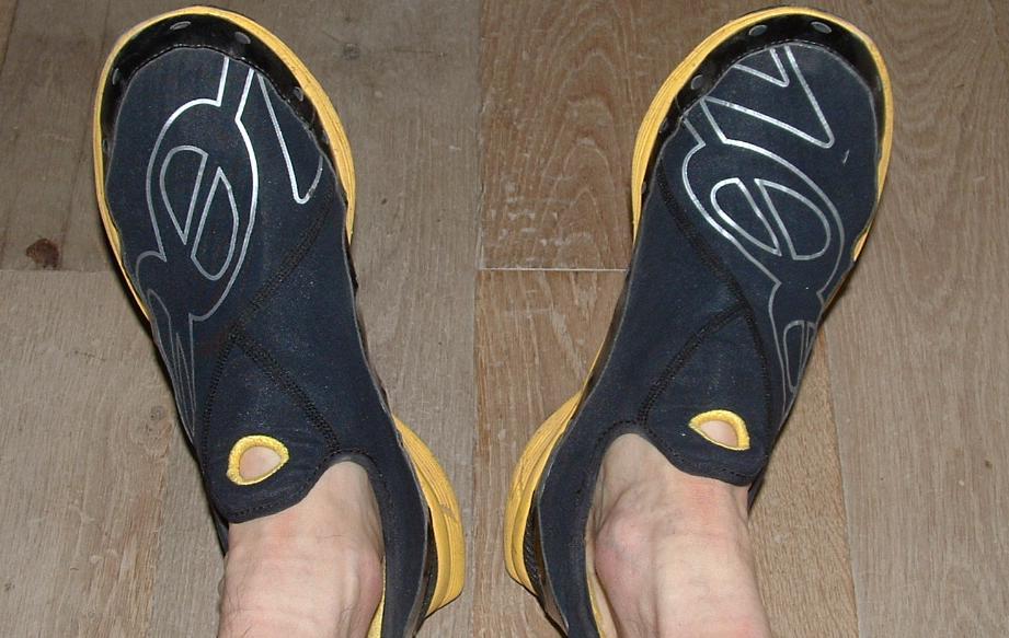 Chaussure running de triathlon