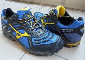 Chaussures running mizuno pronateur