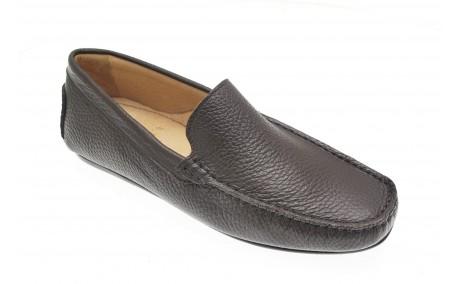 info pour 50c3a fd247 Mocassin femme en cuir souple - Chaussure - lescahiersdalter