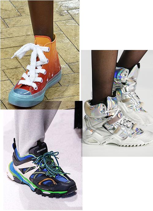 Sneaker tendance