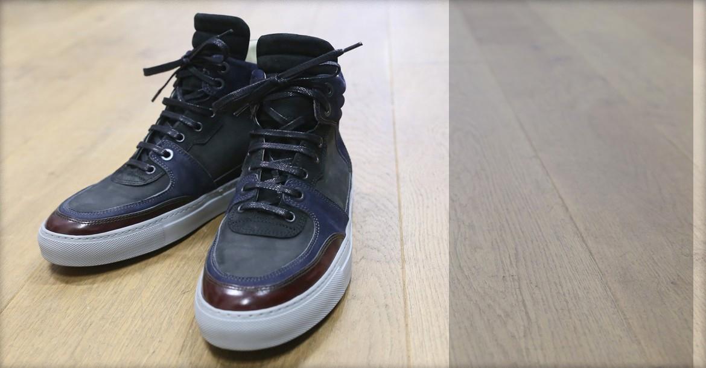 Sneaker bonnegueule