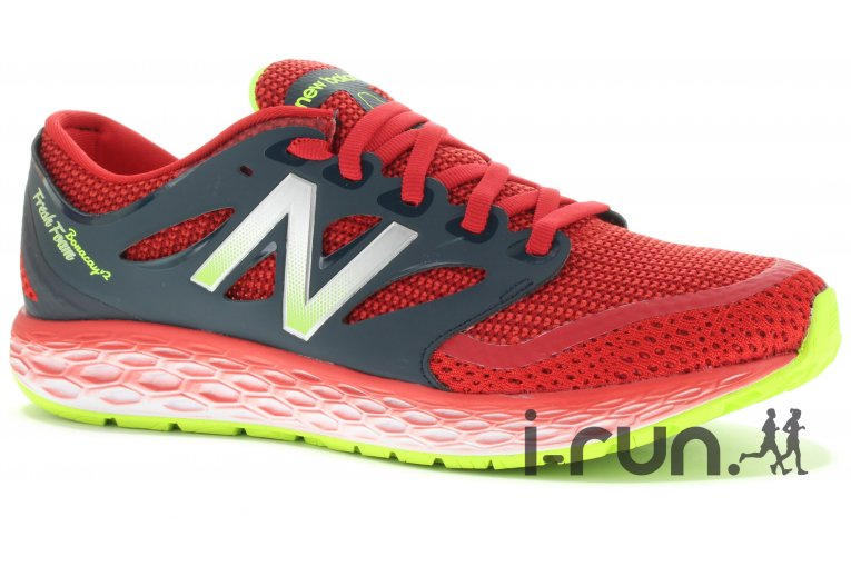 Chaussure running gros gabarit