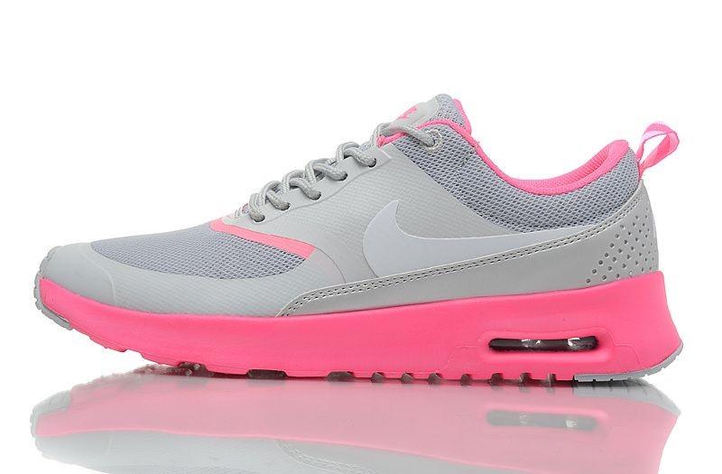 Nike gris rose
