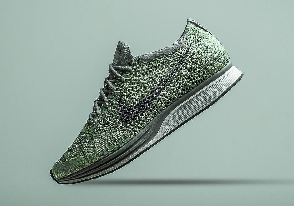 Nike flyknit racer sneakernews