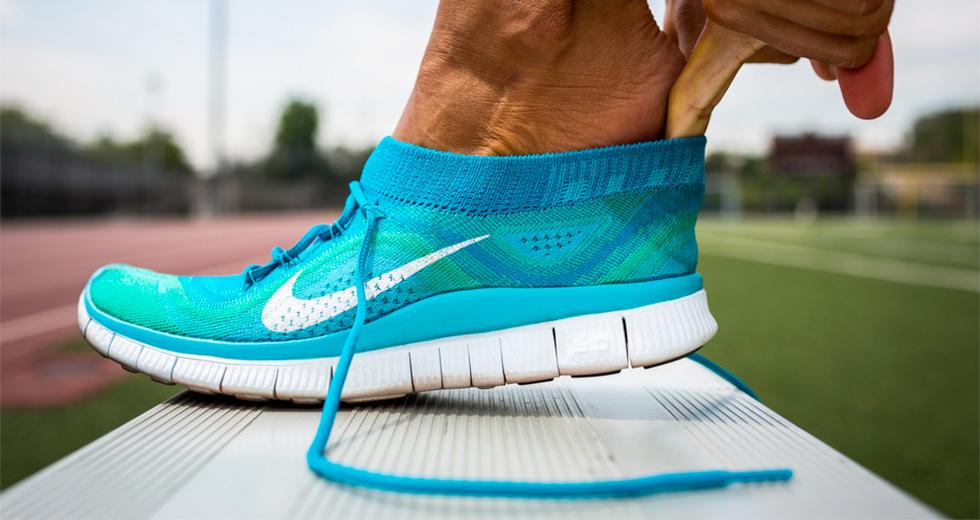 Chaussure sport femme pour courir - Chaussure - lescahiersdalter