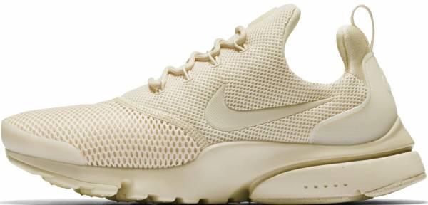 Sneakers nike beige