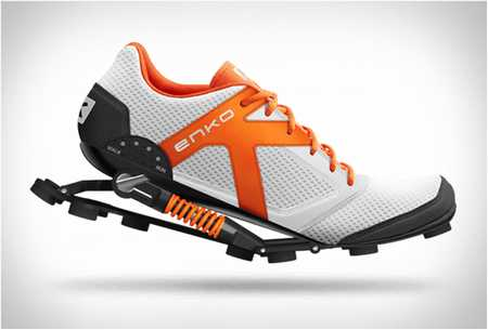 Chaussure running japonaise