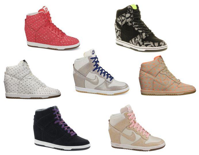 Sneakers nike wedges
