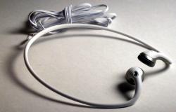 Nike running headphones