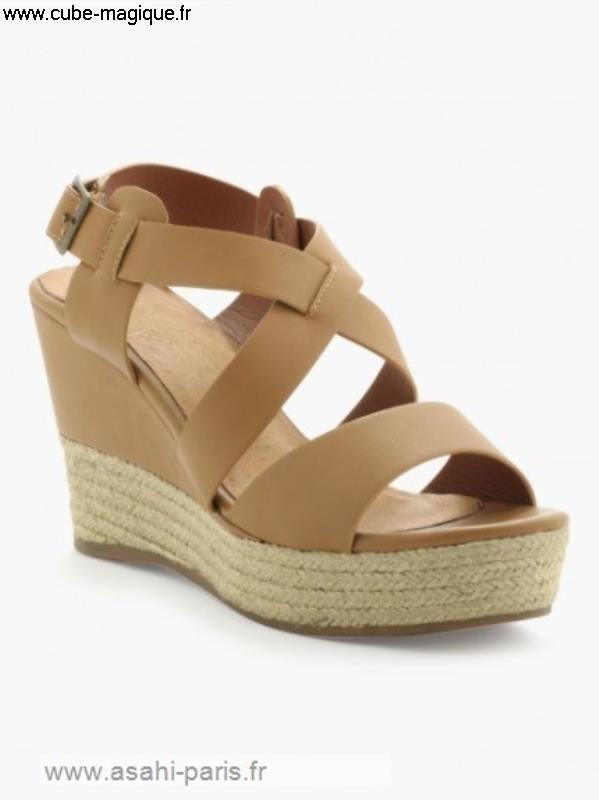 Chaussures compensées femme andré