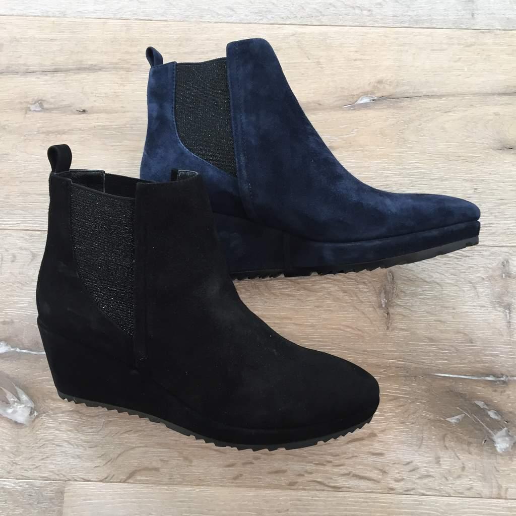 Chaussure femme compensée hiver 2015