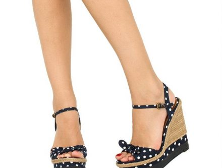 Chaussure compensee ete 2014