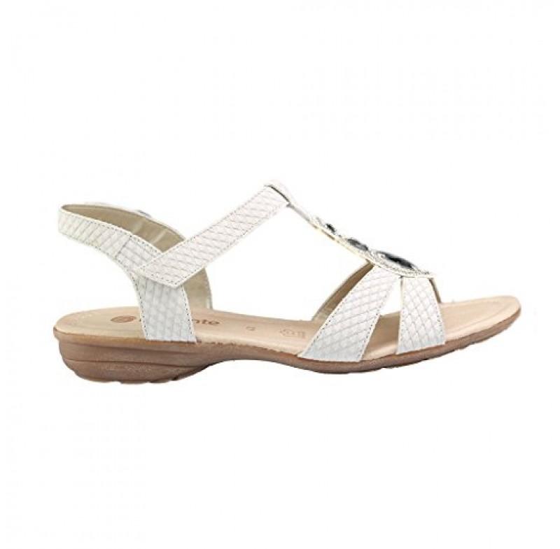 Sandale montant femme pas cher