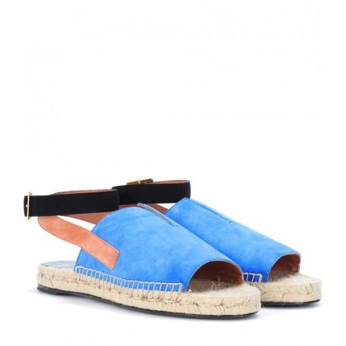 Sandale femme espadrille