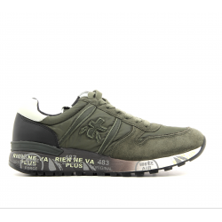 Sneakers homme kaki