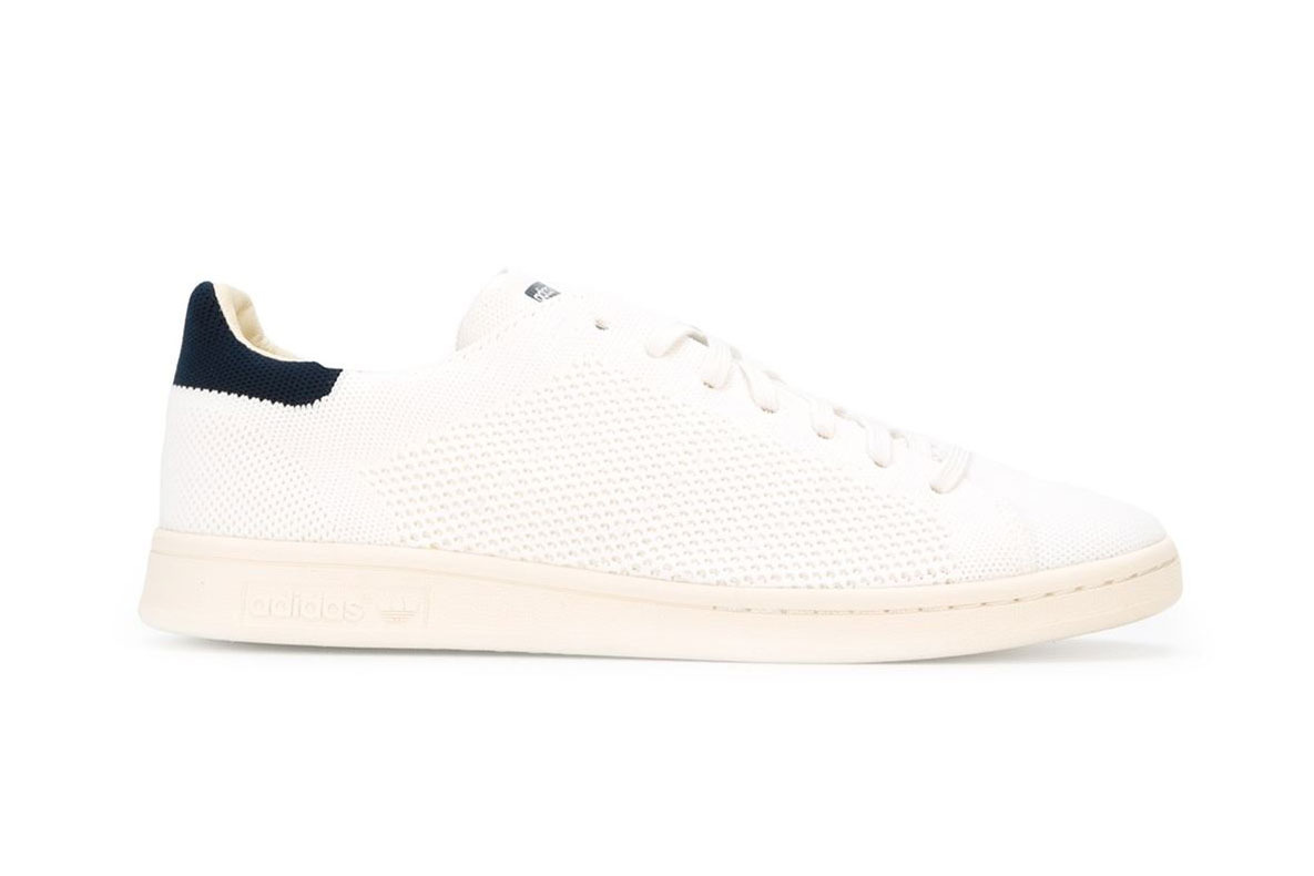 Stan smith original femme bleu